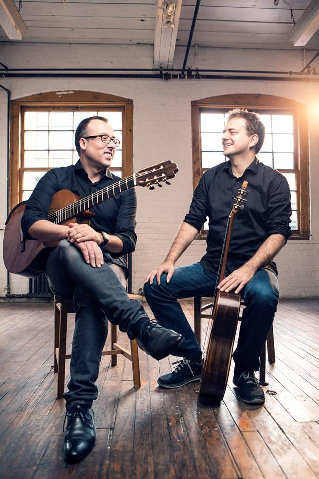 Montenegrin Guitar Duo @ Doopsgezinde Kerk | Apeldoorn | Gelderland | Nederland