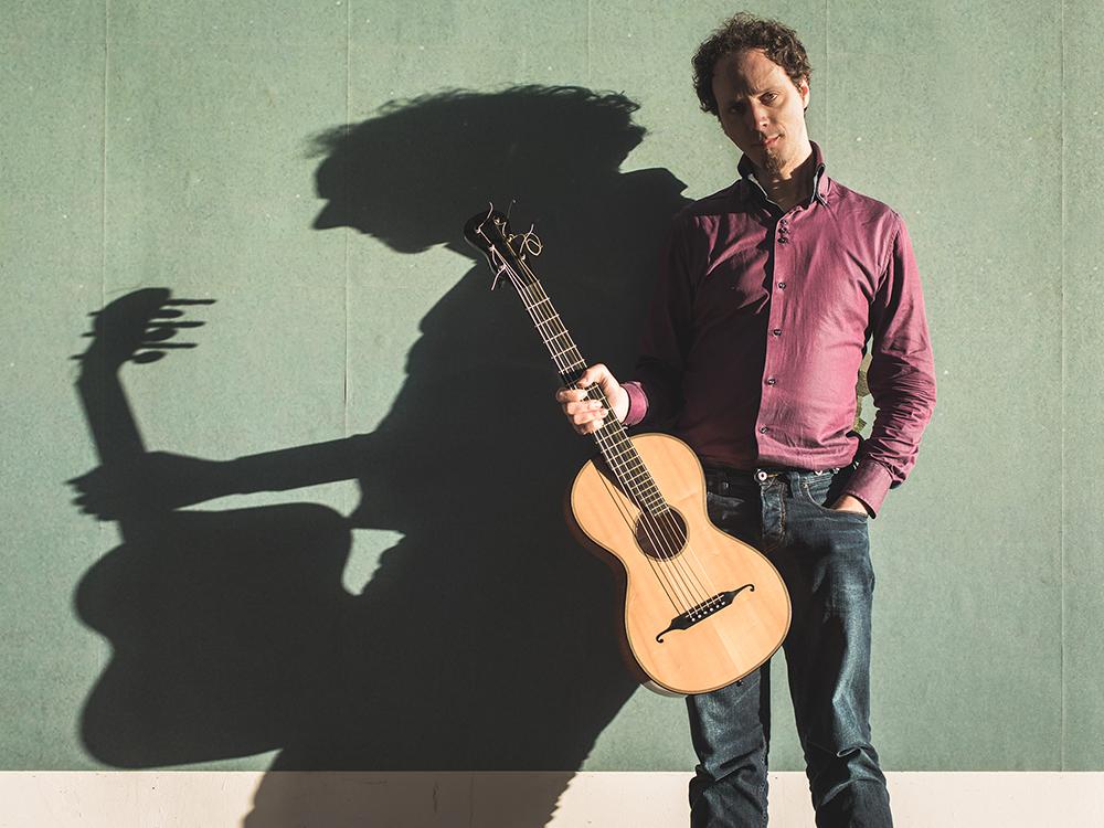 Izhar Elias en Matangi String Quartet @ Stadsgehoorzaal | Leiden | Zuid-Holland | Nederland