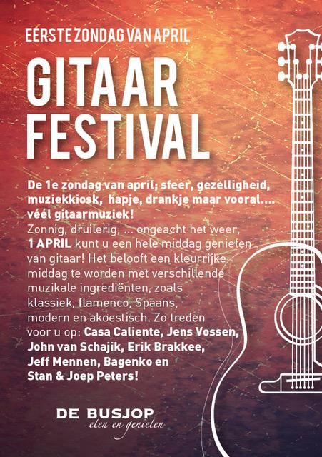 Gitaar Festival! @ Heythuysen | Heythuysen | Limburg | Nederland
