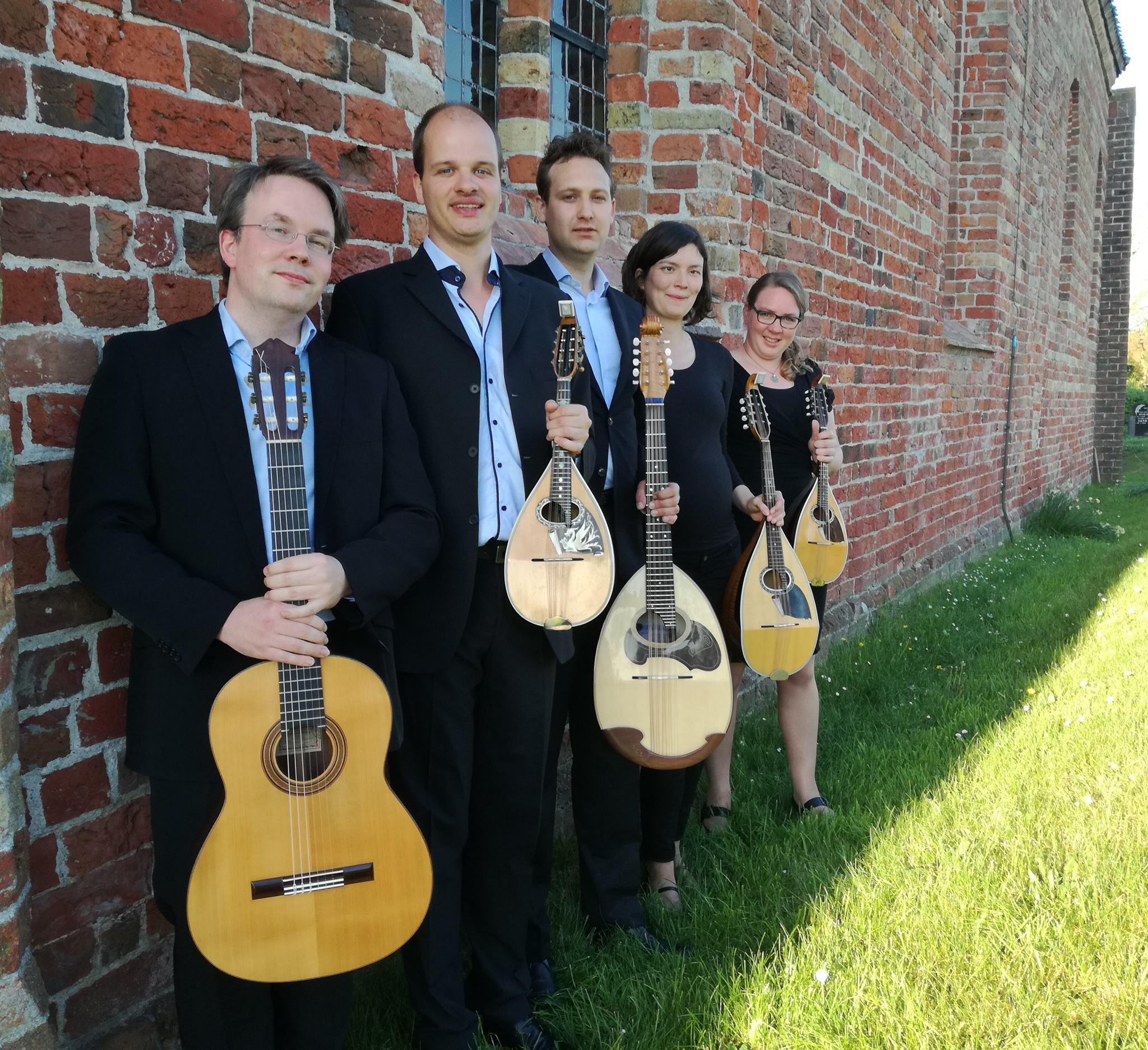Castalia Mandoline Quintet in de Nicolaaskerk Wijhe @ Nicolaaskerk Wijhe | Wijhe | Overijssel | Nederland