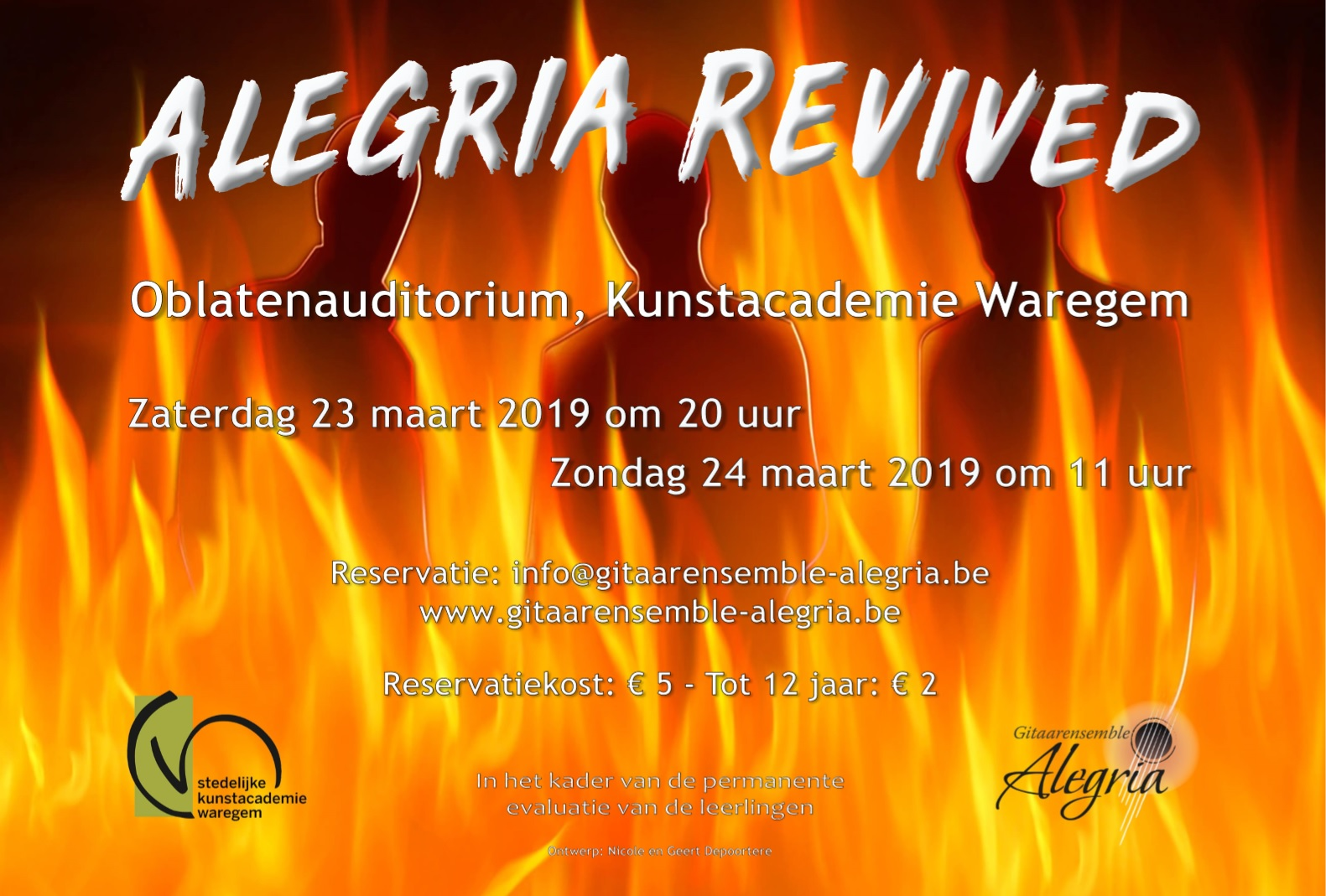 Alegria Revived @ Alegria | Waregem | Vlaanderen | België