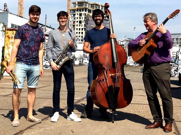 Christiaan de Jong Quartet @ Van Houtenkerk | Weesp | Noord-Holland | Nederland