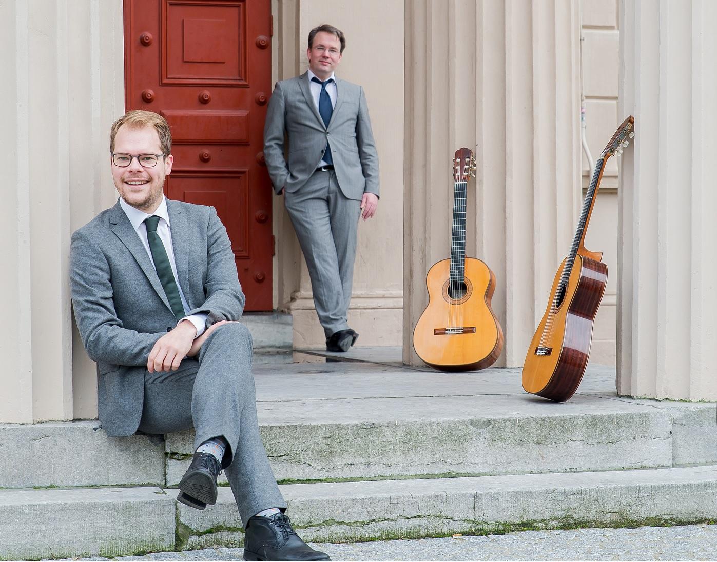 Stretto Gitaar Duo in de Kapel van de Laatste Eer @ Kapel van de Laatste Eer | Steenwijk | Overijssel | Nederland