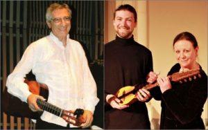 GUITARRAS y AMISTAD @ La Conserve (aan de Leuvense Vaartkom) | Leuven | Vlaanderen | België