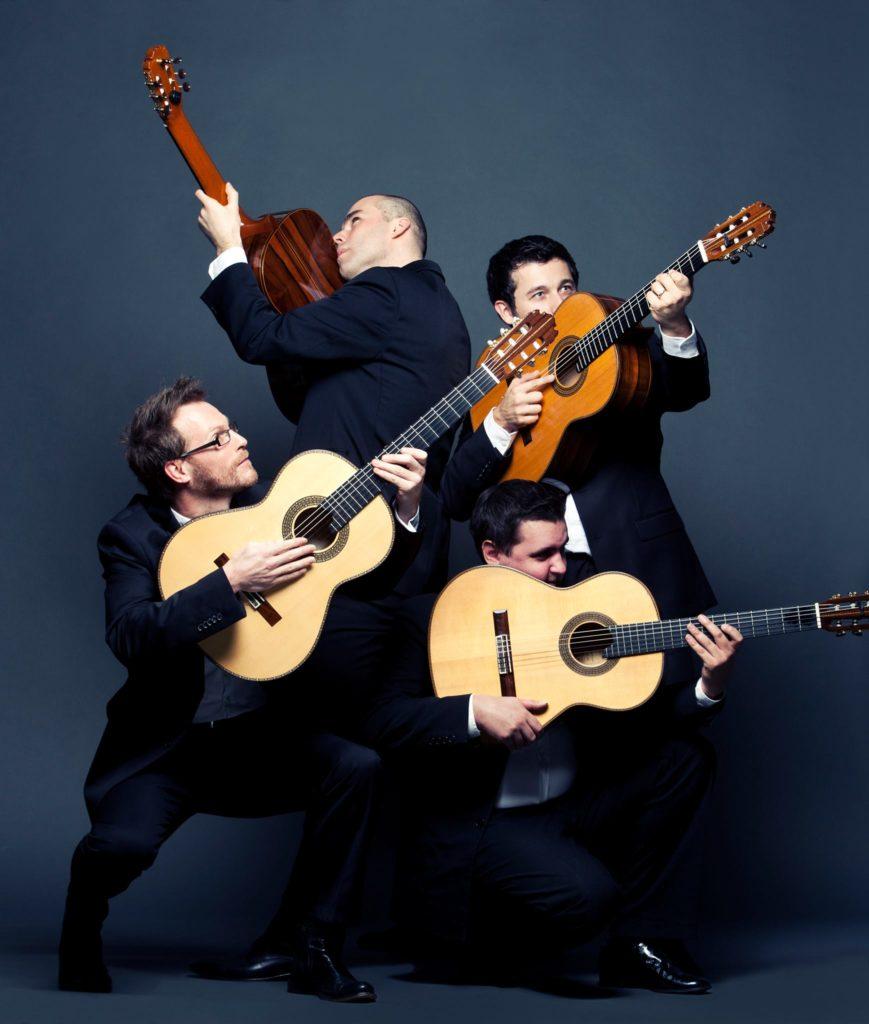 Baltic Guitar Quartet @ Begijnhofkerk Sint-Agnes | Sint-Truiden | Vlaanderen | België