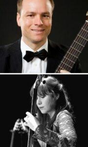 Stefan Schmitz (DE) & Laura Rouy (FR) @ online - Zoom | Gaanderen | Gelderland | Nederland