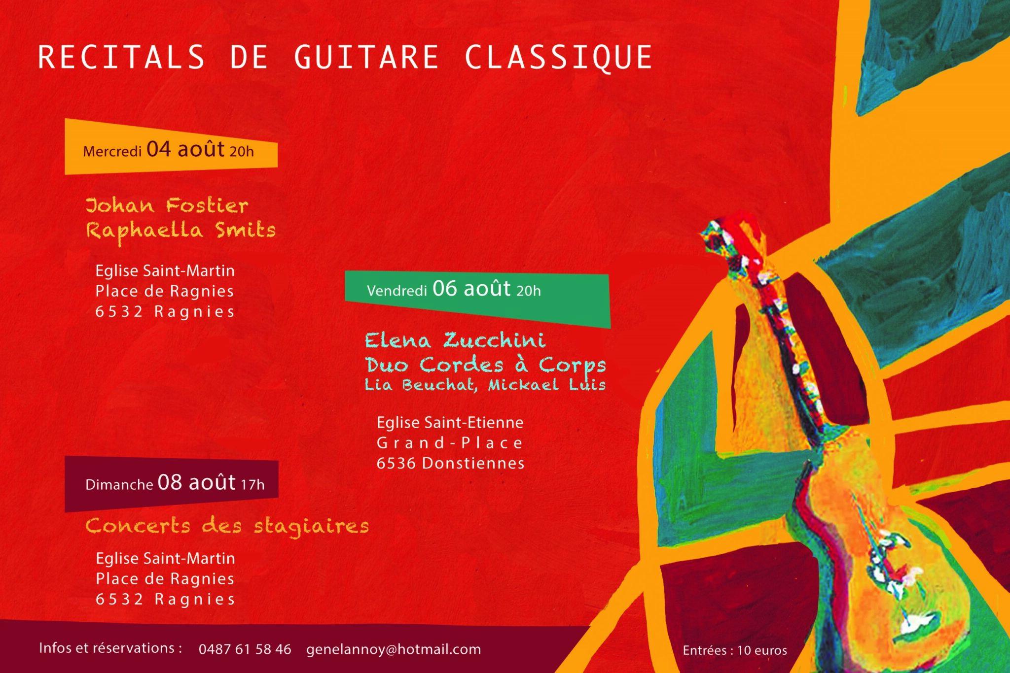 Johan Fostier, Raphaella Smits, Elena Zucchini, Duo corps à cordes @ Eglises de Ragnies et Donstiennes Thuin | Thuin | Wallonie | België