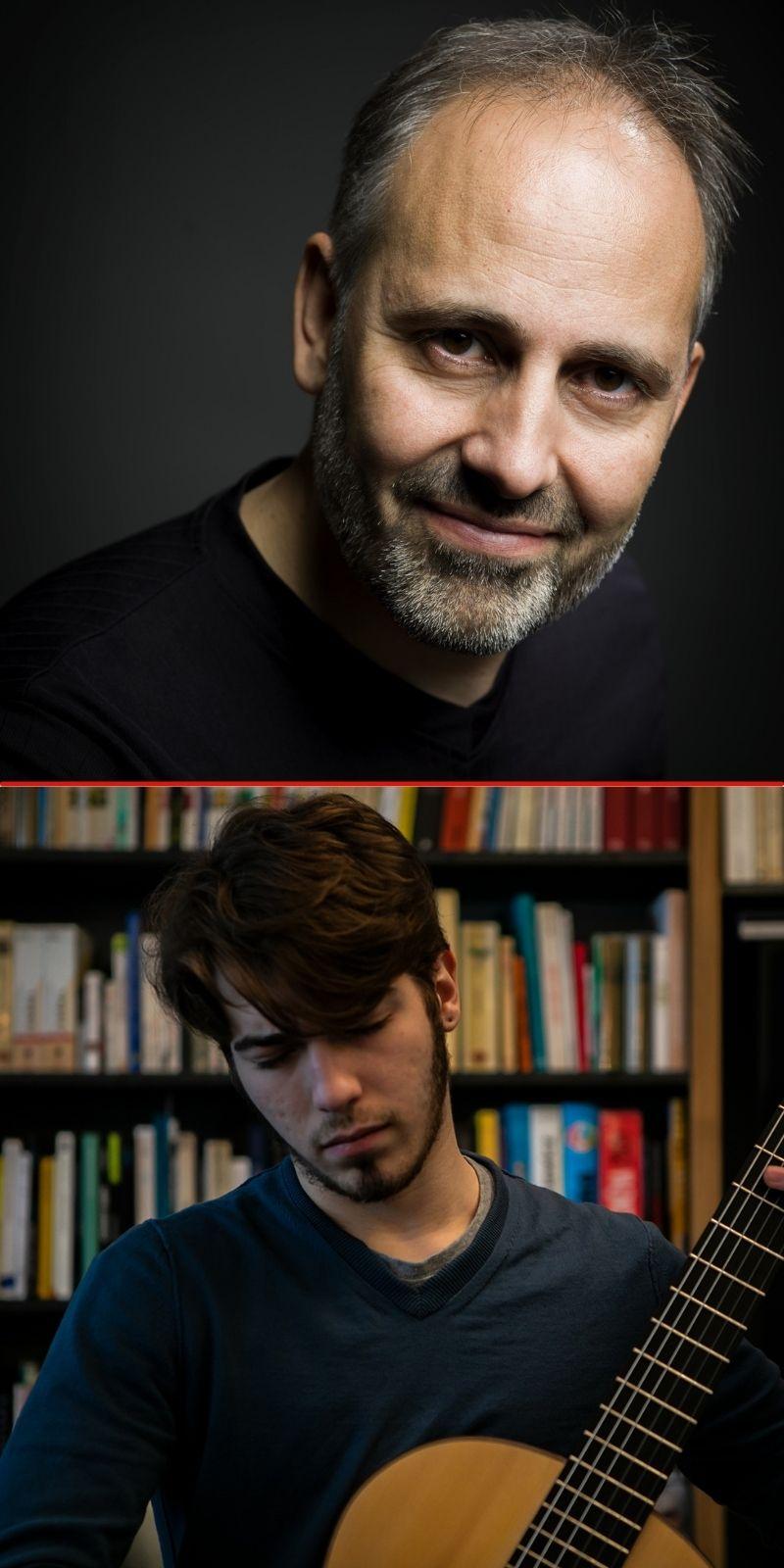 Fernando Cordas & Manuel Giner @ Online - Zoom | Doetinchem | Gelderland | Nederland
